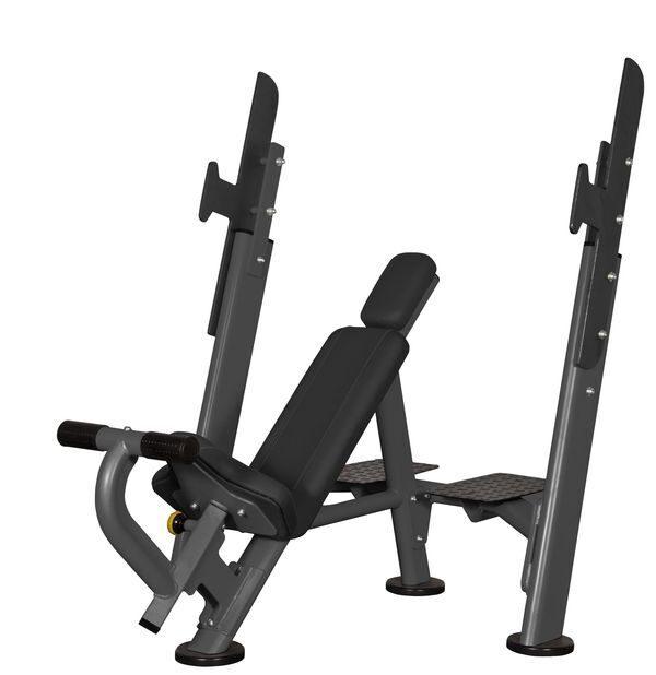 Скамья для жима с положительным наклономSpirit Fitness AFB101