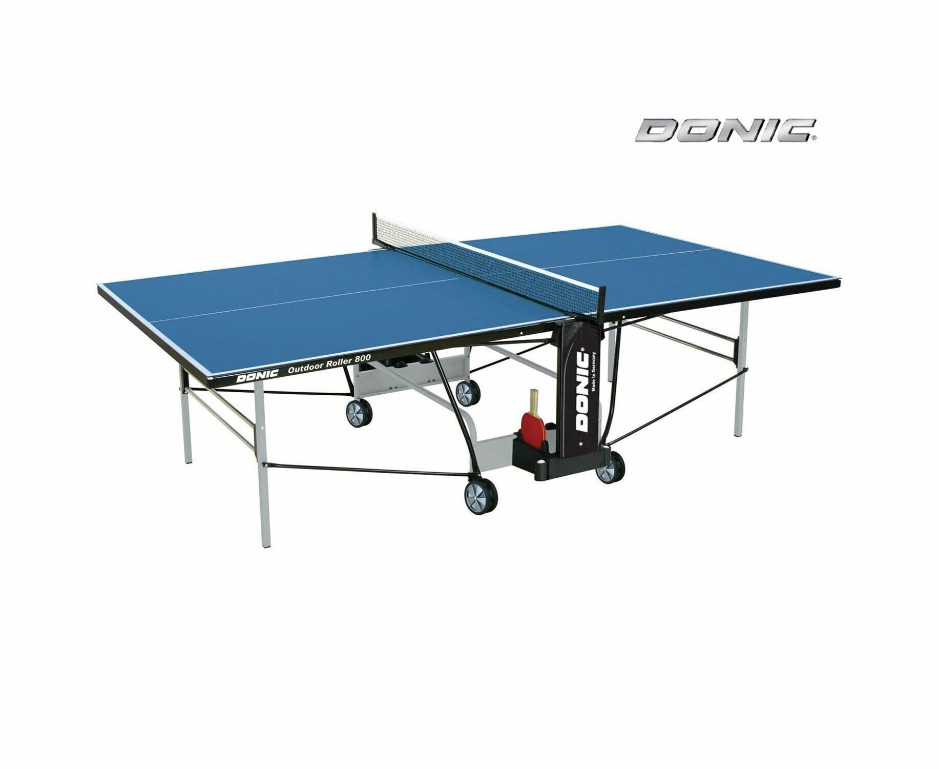 Всепогодный теннисный стол Donic Outdoor Roller 800 230296-G