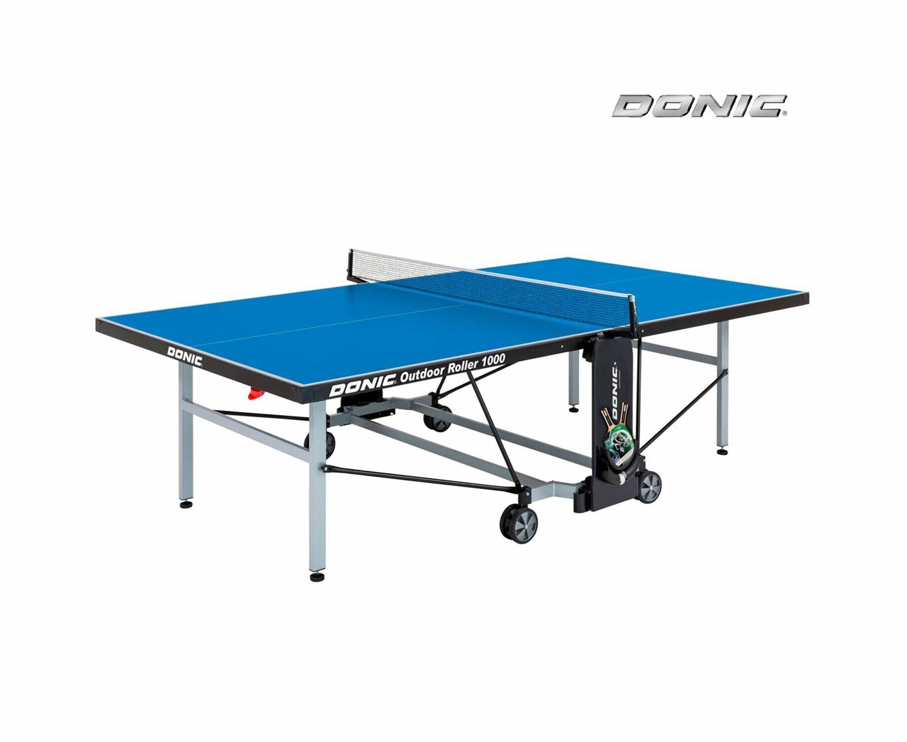 Всепогодный Теннисный стол Donic Outdoor Roller 1000 230291-B