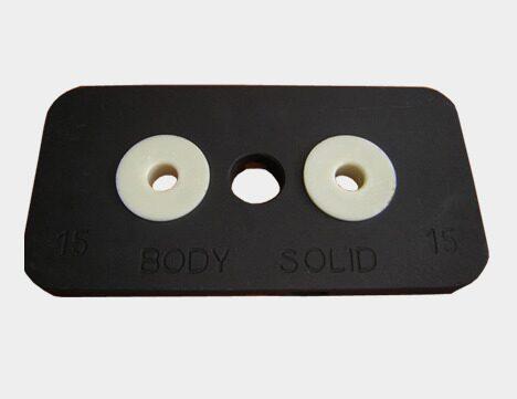 Весовой стек Body Solid WSP15 (5 шт.)