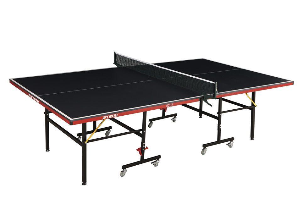 Стол для настольного тенниса AT 6202 Indoor AT6202B