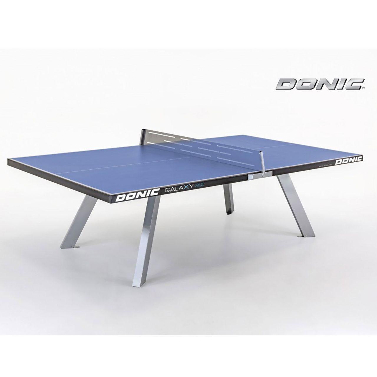 Антивандальный теннисный стол Donic GALAXY синий 230237