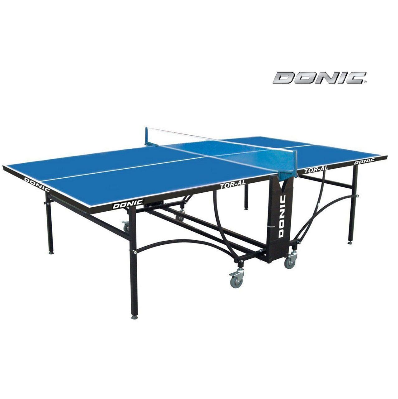 Всепогодный теннисный стол DONIC - AL- OUTDOOR TOR-AL
