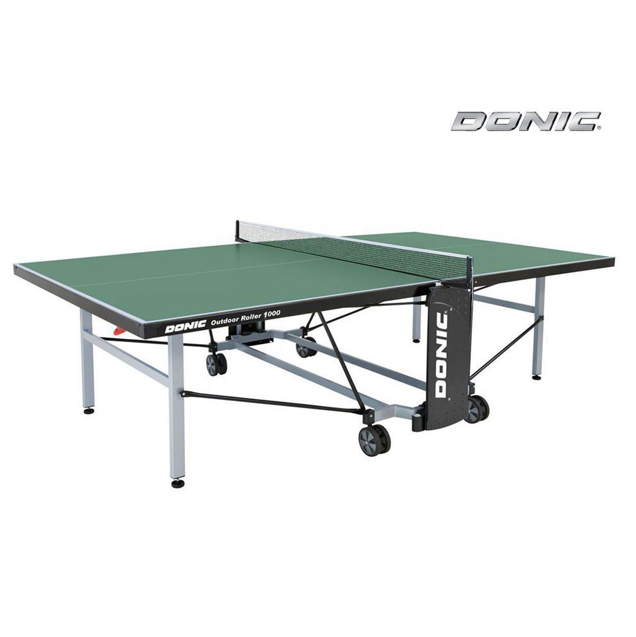Всепогодный теннисный стол Donic Outdoor Roller 1000 230291-G